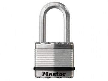 Excell Laminated Steel 45mm Padlock 4-Pin - 38mm Shackle